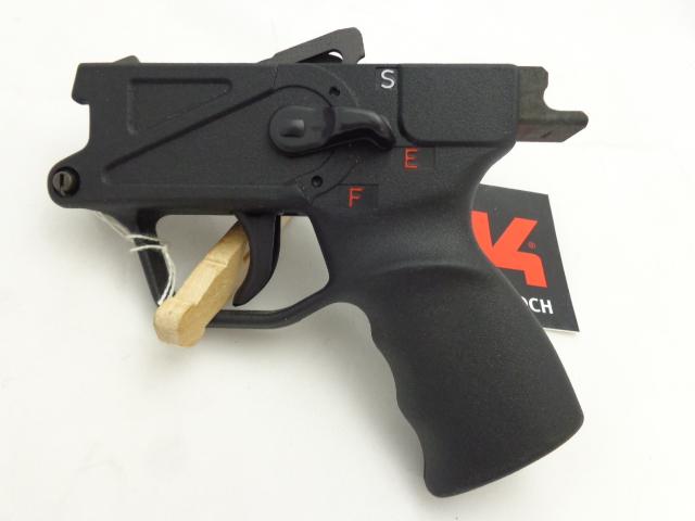 H&K 3-Gun Pkg  MP5,HK53,HK51 & Fleming Full-Auto Sear | Side